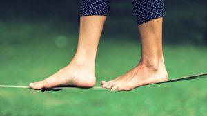 10 liikettä jalkaterän lihasten vahvistamiseen